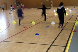 Écoles de sport de 5 à 7 ans (jusqu'au CP)