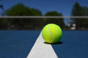 Faire du tennis à Rezé