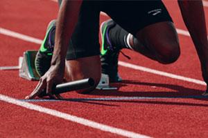 Athlétisme et cross country avec l'OMS de Rezé