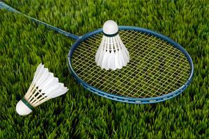 Badminton avec l'OMS de Rezé