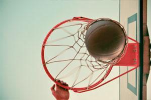 Basket avec l'OMS de Rezé