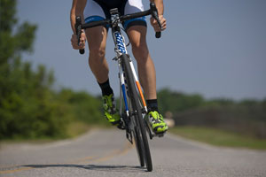 Cyclisme vit avec l'OMS de Rezé
