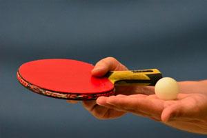 Tennis de table pingpong avec l'OMS de Rezé