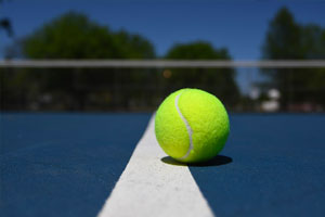 Tennis avec l'OMS de Rezé