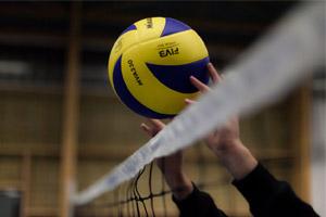 Volley-ball avec l'OMS de Rezé