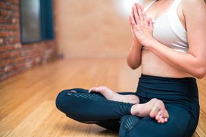 Yoga et sophrologie avec l'OMS de Rezé